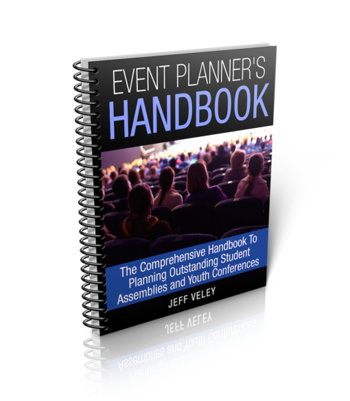 The Event Planners Handbook - by Jeff Veley