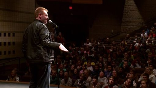 Jeff Veley Bullying Prevention Speaker High School Assembly