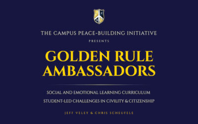 Golden Rule Ambassadors Expands Curriculum to Reach Elementary Students