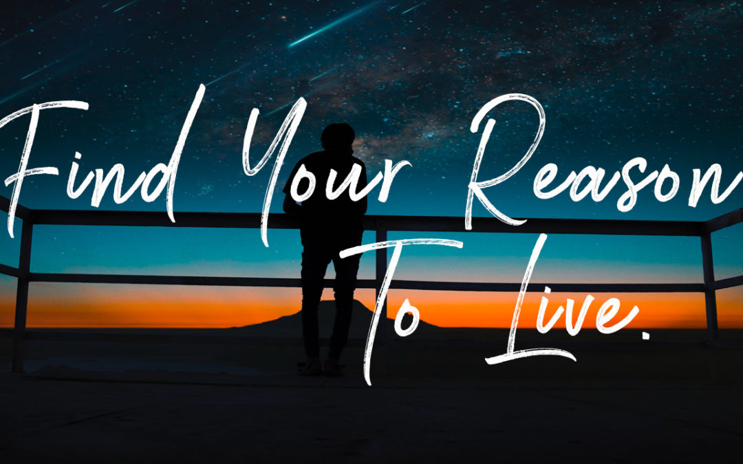 Find Your Reason to Live