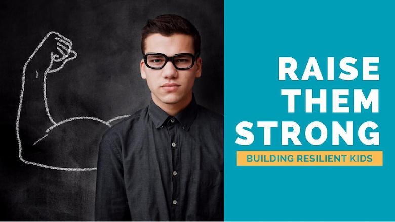 Raise Them Strong – Brooks Gibbs