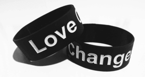 Peace Bands - Wristbands with Student Resources