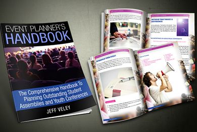 The Event Planners' Handbook by Jeff Veley