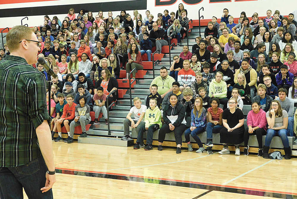 National Tour Brings Bullying Prevention Message to Schools
