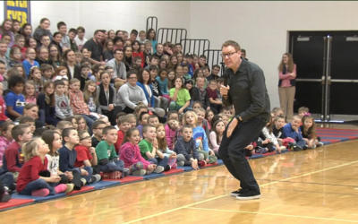 Bullying Expert Speaks to Students/Parents at General McLane School District