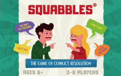 SQUABBLES® Launches Card Game on Kickstarter