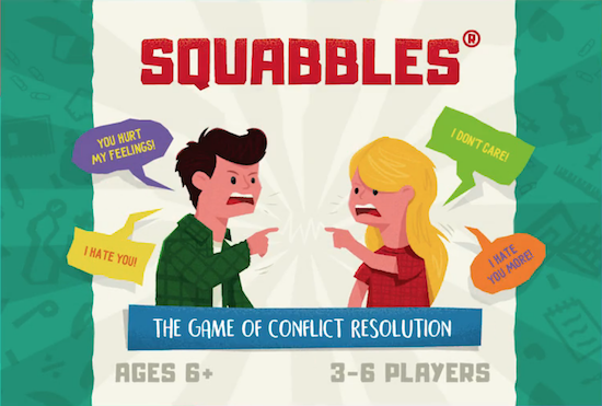 SQUABBLES Launches Card Game on Kickstarter