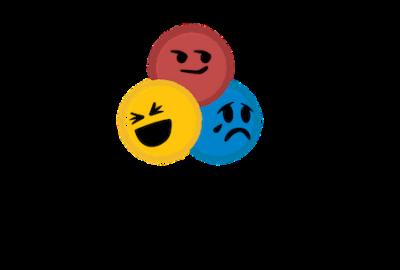 Squabbles Emoji Logo