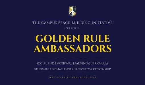 Golden Rule Ambassadors SEL Curriculum Cover