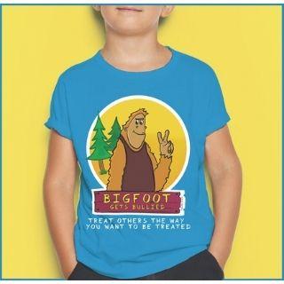 Bigfoot Golden Rule T-Shirt