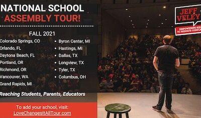 National School Tour Helps Schools Address Mental Health Concerns